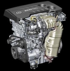 Motor gasolina Opel