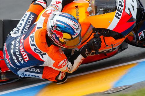 Pedrosa MotoGP (Francia)