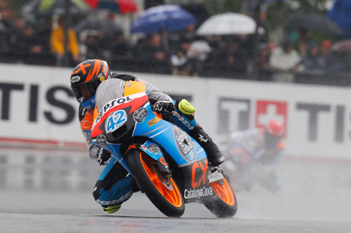 Rins Moto3 (Francia)