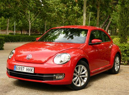 Volkswagen Beetle (frontal)