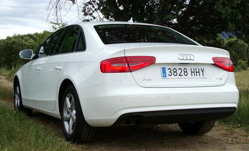 Audi A4 1.8 TFSI 170 CV (trasera)