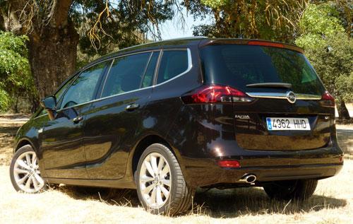 Opel Zafira 2.0 CDTi 165 CV (trasera)
