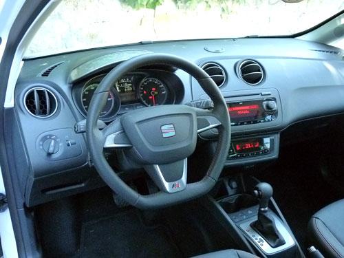 Seat Ibiza FR (interior)