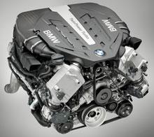 BMW Serie 6 Gran Coupé (motor)