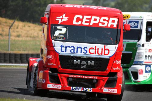 Antonio Albacete GP Camiones 2012