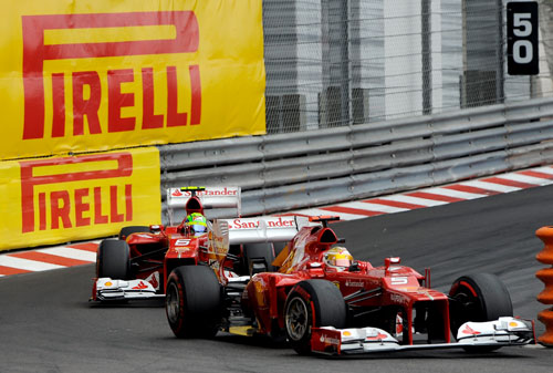 Formula 1 Canada Fernando Alonso