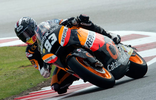 Moto2 Silverstone
