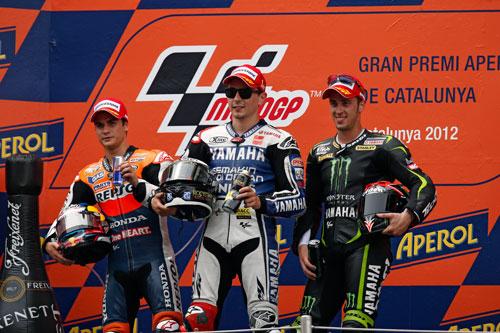 MotoGP Gran Bretaña junio 2012
