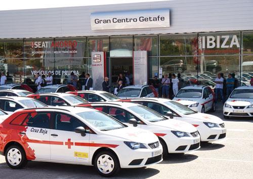 Gran Centro Getafe - 31 Seat a Cruz Roja (1)