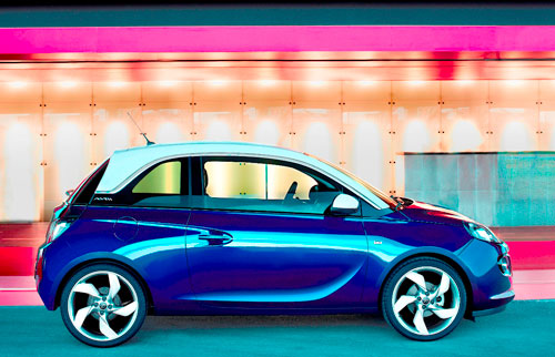 Opel Adam (lateral)