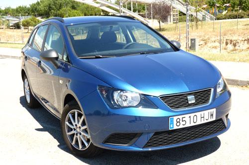 Seat Ibiza ST (frontal)