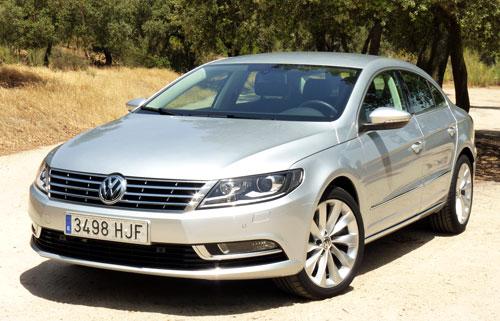 Volkswagen CC (frontal)