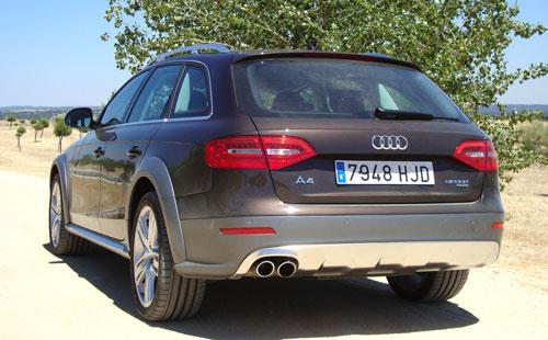 Audi A4 Allroad (trasera)