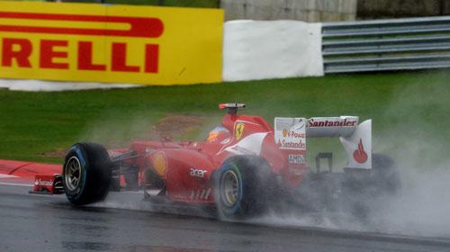 Fórmula 1 - GP Inglaterra (alonso)