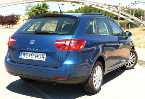 Seat Ibiza ST (trasera)