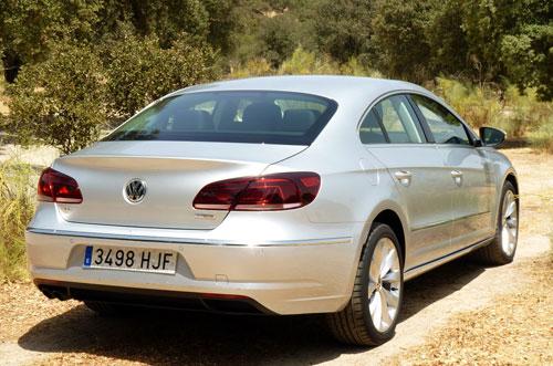 Volkswagen CC (trasera)