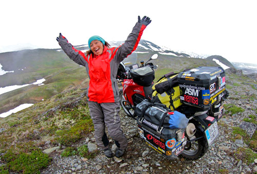 Alicia Sornosa Alaska