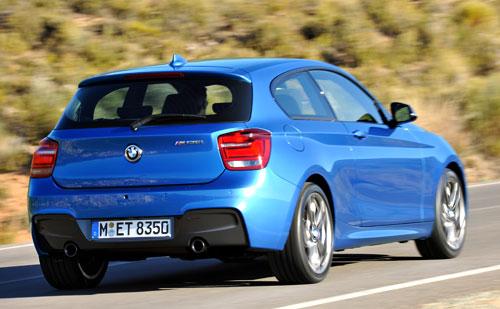 BMW Serie 1 3p (trasera)