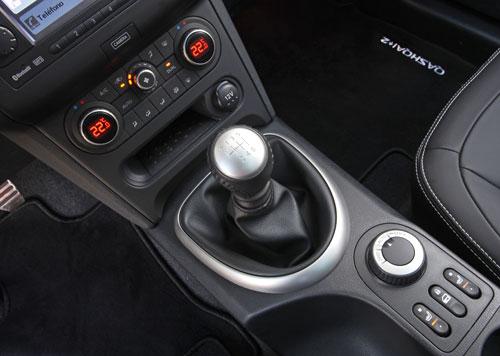Nissan Qashqai+2 (cambio)