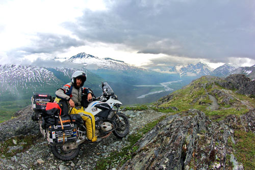 Miquel Silvestre Alaska