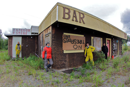 Los 4 jinetes (II) Alaska