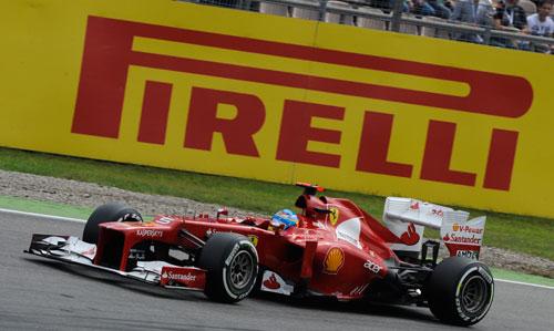 GP Alemania - Fórmula 1 - Fernando Alonso
