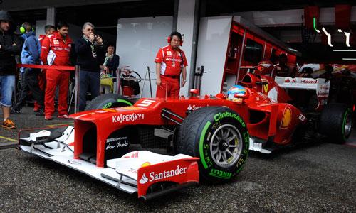 GP Hungria - Fórmula 1 - Fernando Alonso