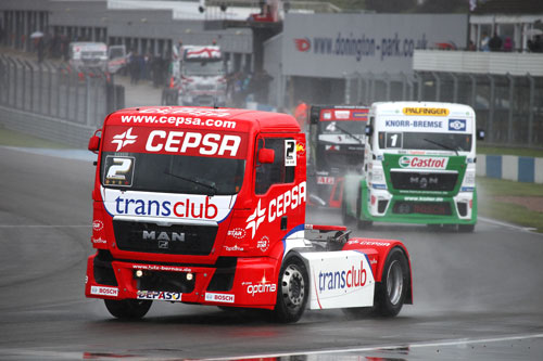 Antonio Albacete Europeo de Camiones