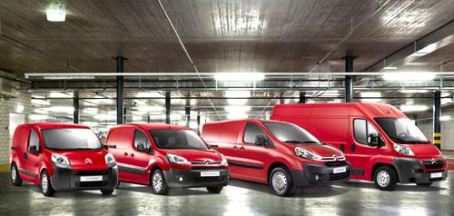 Comerciales Citroën