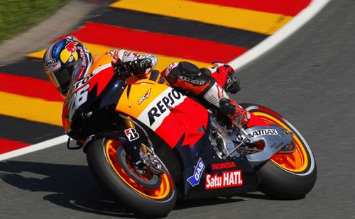 Dani Pedrosa - MotoGP - Alemania