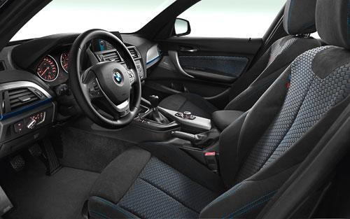 BMW Serie 1 3p (interior)