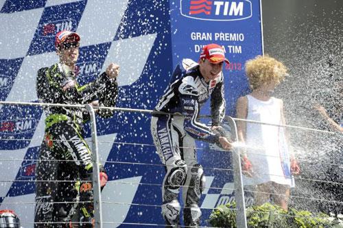 GP de Italia - Jorge Lorenzo - MotoGP