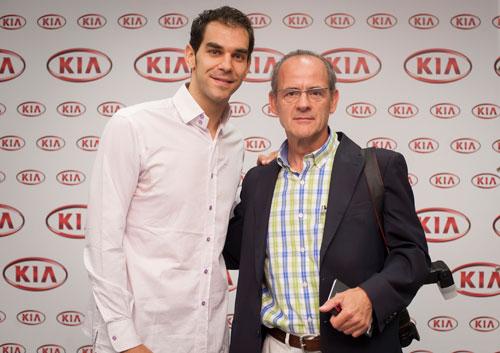 José Calderón - Kia