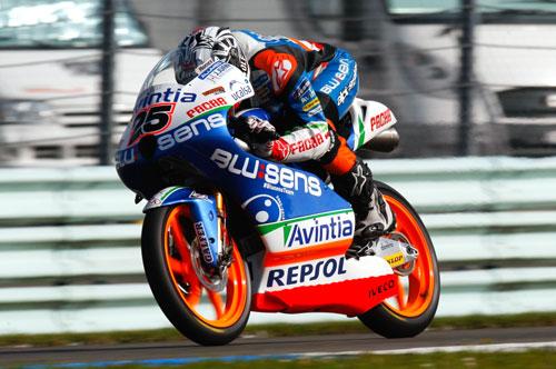 Maverick Viñales Moto2 Gran premio Holanda