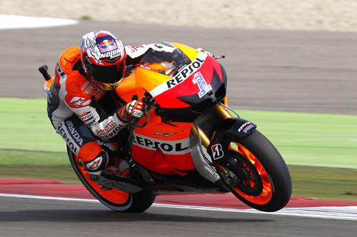 Casey Stoner Moto2 Gran premio Holanda