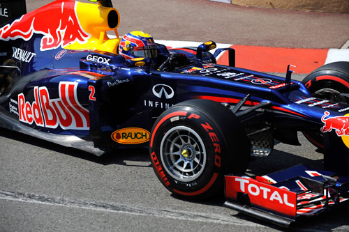 Mark Webber renueva hasta 2013 con Red Bull