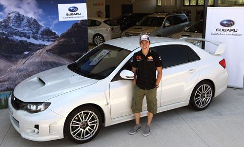 Subaru Impreza Marquez