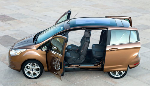 Ford B-Max (lateral)