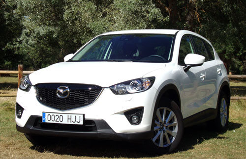 Mazda CX-5 2.0 Style (frontal)