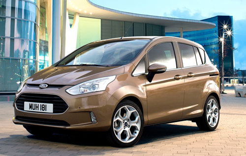 Ford B-Max (frontal)
