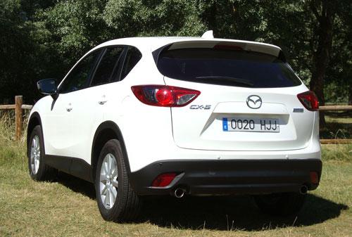 Mazda CX-5 2.0 Style (trasera)