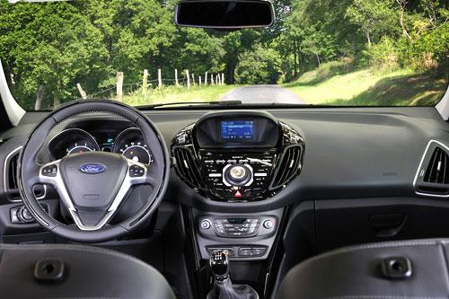 Ford B-Max (interior)