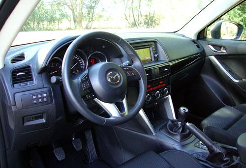 Mazda CX-5 2.0 Style (interior 2)