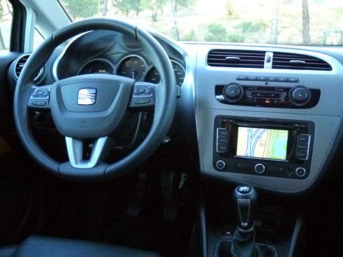 Seat León Copa (interior)