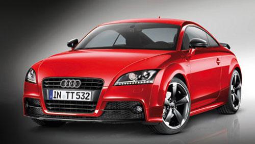 Audi TT Competición