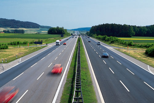 Más velocidad autopistas