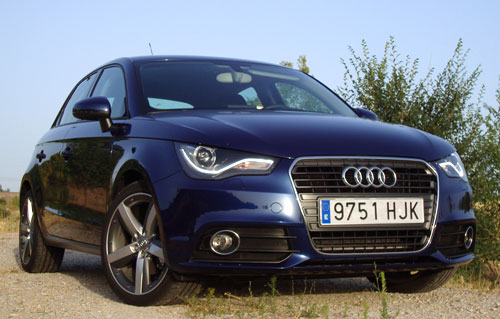Audi A1 Sportback (frontal)