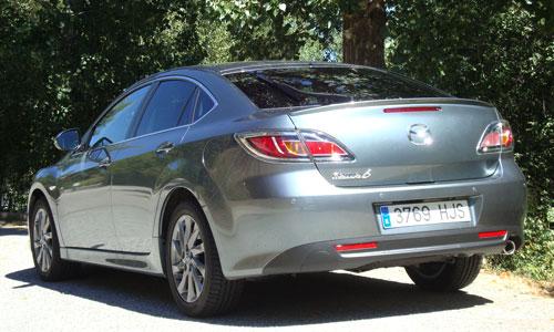 Mazda 6 2.2 CRTD Iruka (trasera)