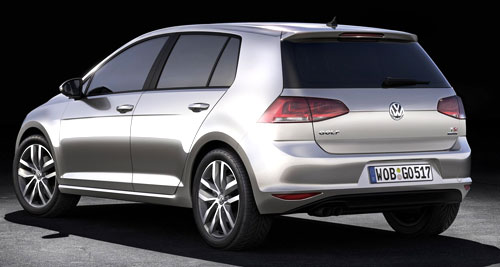 Volkswagen Golf (trasera)