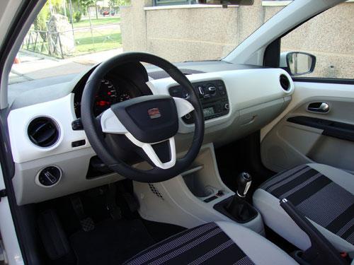 Seat Mii (interior)